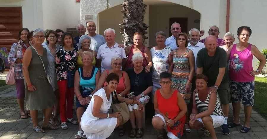 Acli Anziani Gries, un'estate al mare - Bolzano - Alto Adige