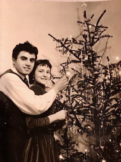 Immagini Vintage Natale.Natale Vintage Una Valanga Di Foto Locale Alto Adige