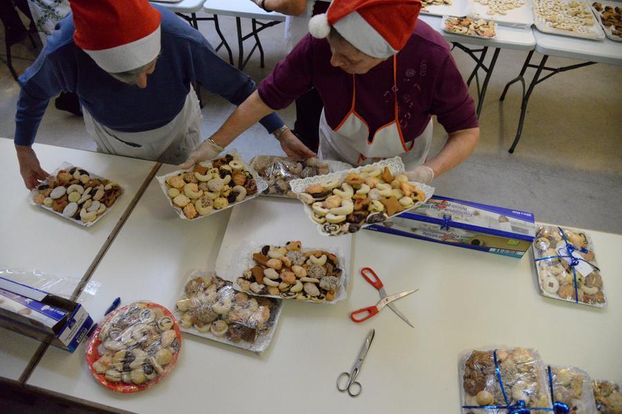 Le meravigliose signore dei biscotti di Europa Novacella ...