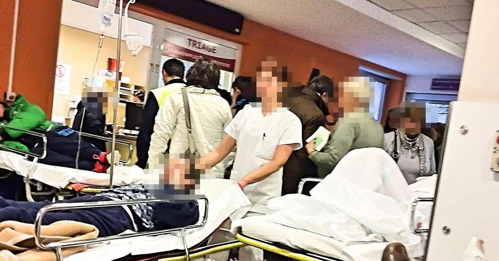 Ospedale strapieno pazienti in clinica bolzano alto adige - Casa di cura san maurizio canavese ...