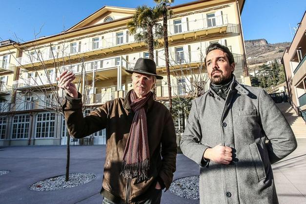 A gennaio bolzano avrà un nuovo parco bolzano alto adige