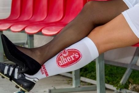 scarpe a buon mercato nuove immagini di fashion design Il nome va sulle calze Ecco l'originale idea delle ...