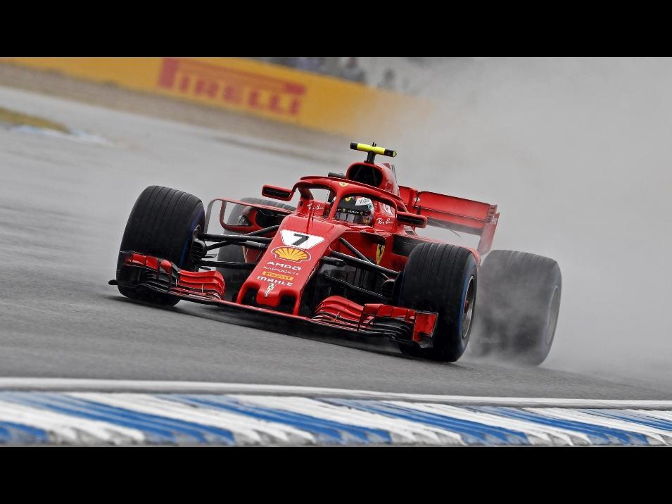 Il monegasco Charles Leclerc arriva 15° al GP di Germania