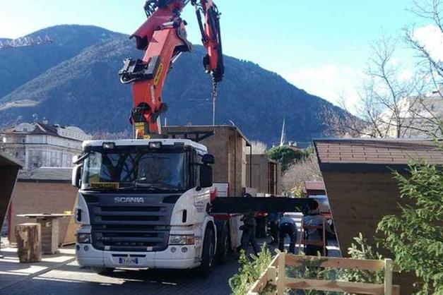 Mercatini, torna il sereno fra espositori e Comune - Merano - Alto Adige