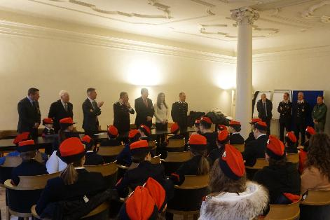 Ricevimento per gli orfani dei carabinieri - Bressanone ...