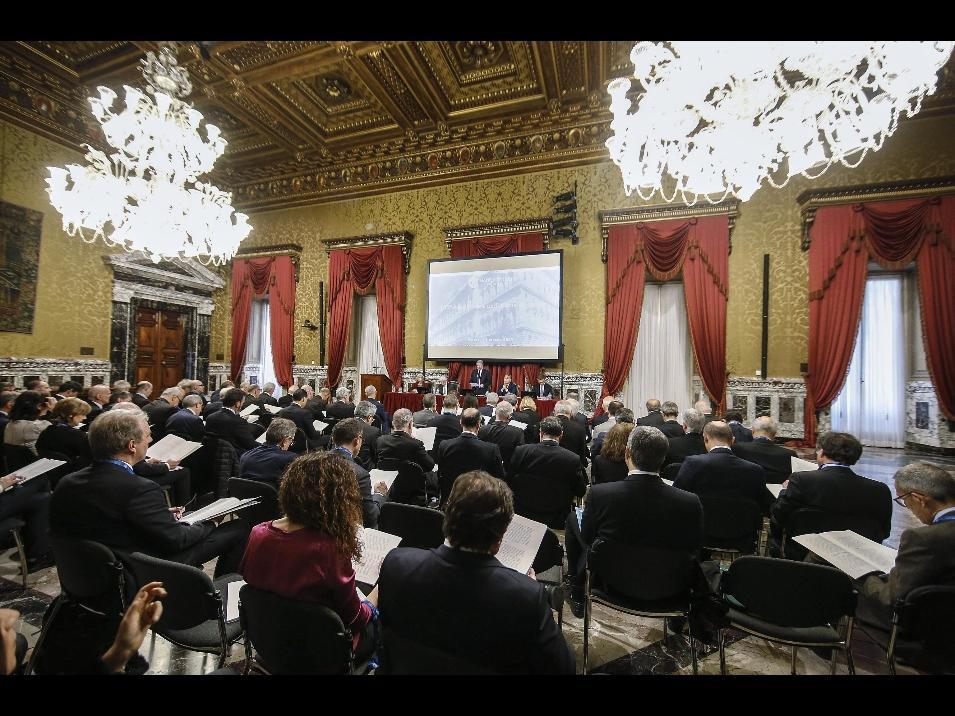 Banca d' Italia chiude con utile netto in forte crescita