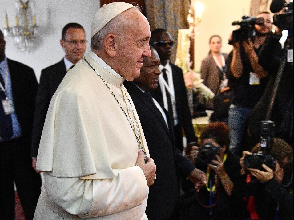 Papa Francesco in Mozambico, Madagascar e Maurizio per