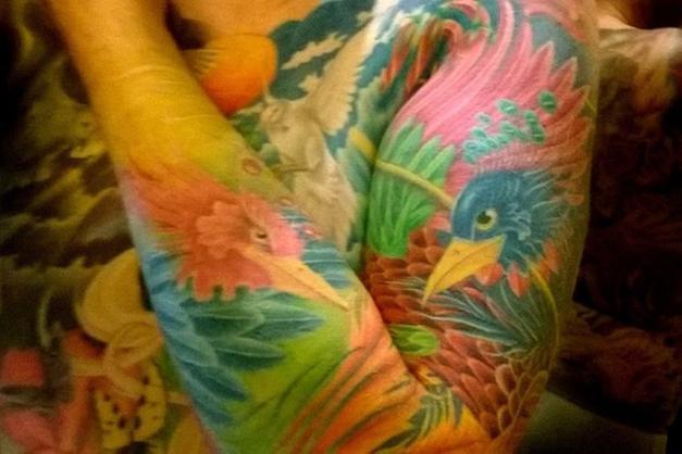 Tatuaggi In Italia Li Hanno 7 Milioni Di Persone Salute E Benessere Alto Adige