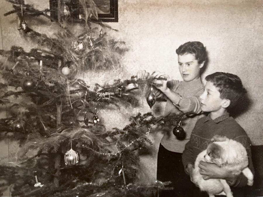 Immagini Natale Vintage.Natale Vintage Una Valanga Di Foto Locale Alto Adige