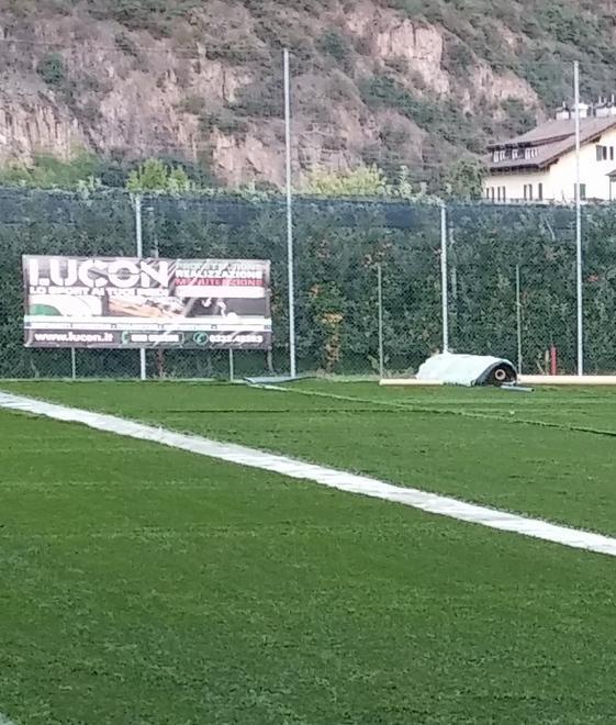 Calcio Per Bambini Bolzano : Grizzly quasi pronto il campetto bolzano alto adige