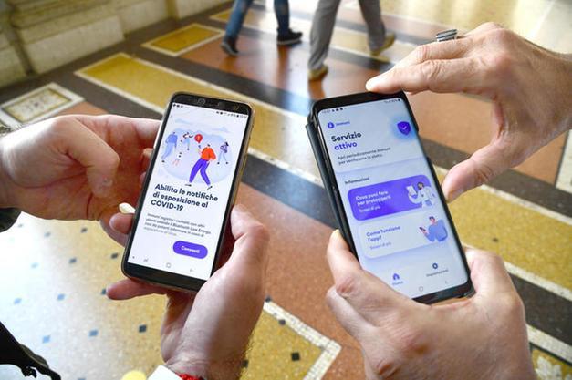 Immuni Pisano Contenuti 2 Focolai Notifiche A 100 Persone Salute E Benessere Alto Adige