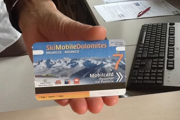 Ai turisti mezzi pubblici gratuiti - Bolzano - Alto Adige