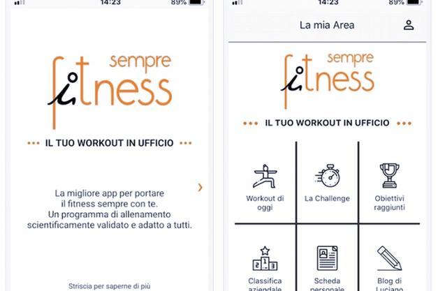 Covid Ginnastica Alla Scrivania App Per Lo Smart Working Salute E Benessere Alto Adige