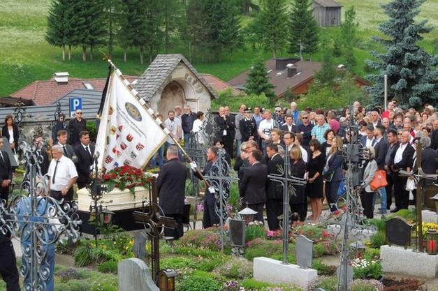 L\'addio di Sesto a Erwin Lanzinger - Bolzano - Alto Adige