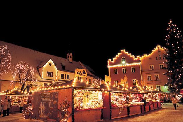 Vipiteno, luci sul mercatino - Bolzano - Alto Adige