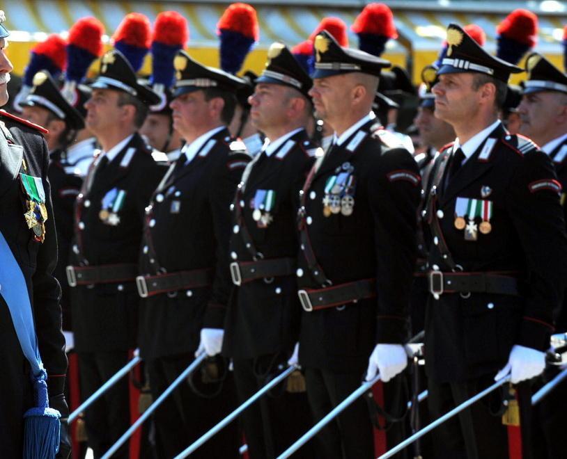 Ufficio Bilinguismo Bolzano : Lezioni di arabo ai carabinieri altoatesini bolzano alto