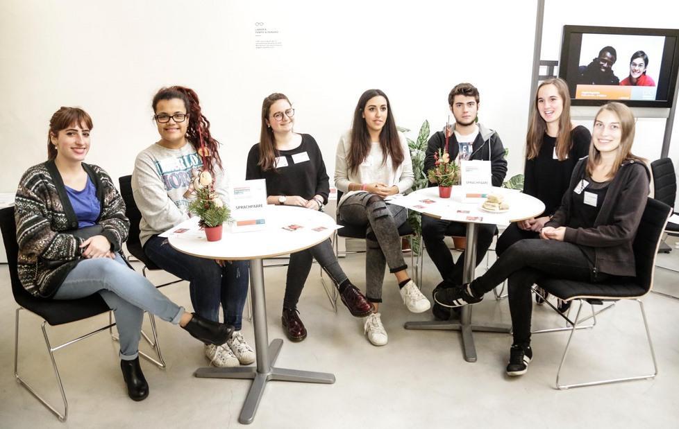 Ufficio Bilinguismo Bolzano : Volontariato linguistico oltre mila coppie bolzano