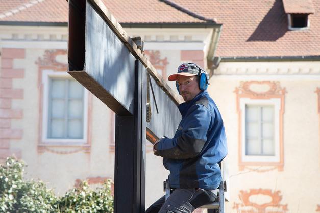 Baumgartner ricostruisce l\'Azienda di soggiorno - Bolzano - Alto Adige