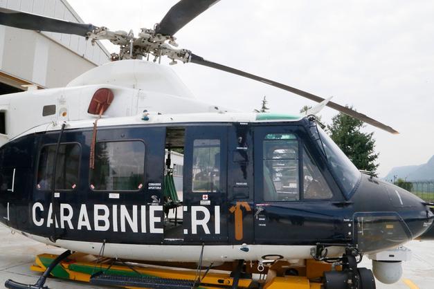 Elicottero 412 : L elicottero invisibile anti ladri bolzano alto adige