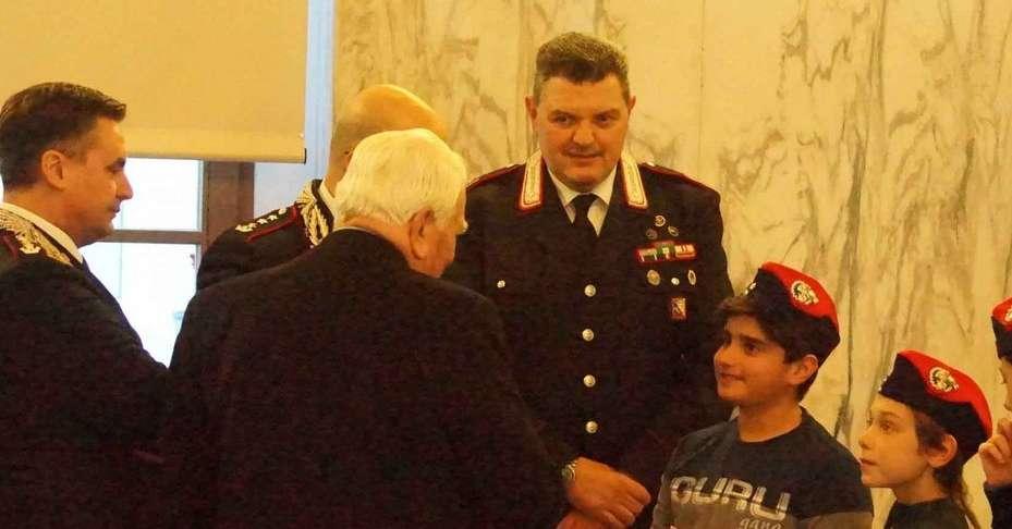In vacanza nel Meranese le vedove e i figli dei carabinieri ...