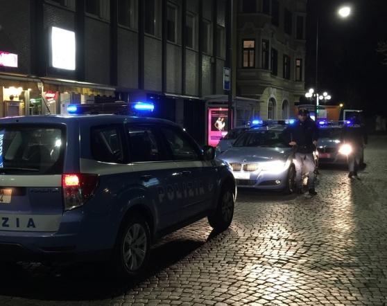 Bolzano arrestato un topo d 39 auto ha rotto il finestrino for Control permesso di soggiorno